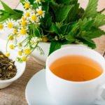 Польза и вред чая с мятой и ромашкой, иван чаем, липой