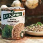 Польза и вред хрустящих хлебцев dr korner