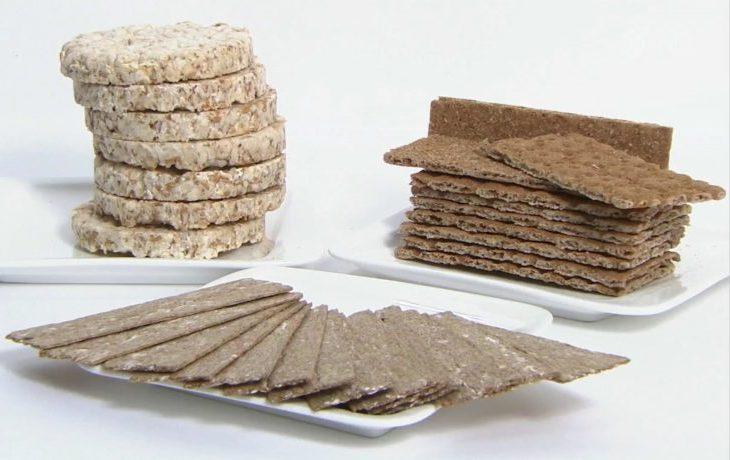 польза хлебцев для организма человека