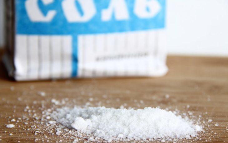 польза вред поваренной соли