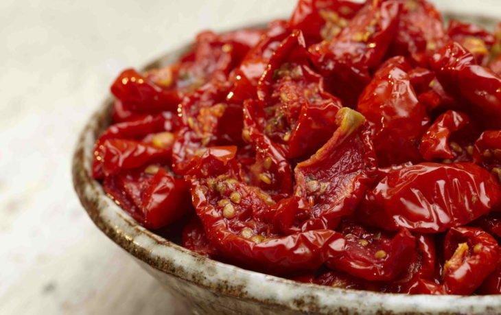 вяленые томаты польза и вред