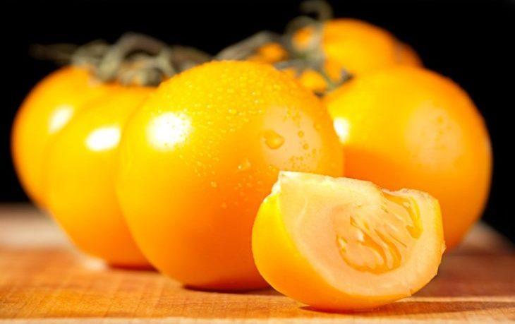 желтые томаты польза и вред