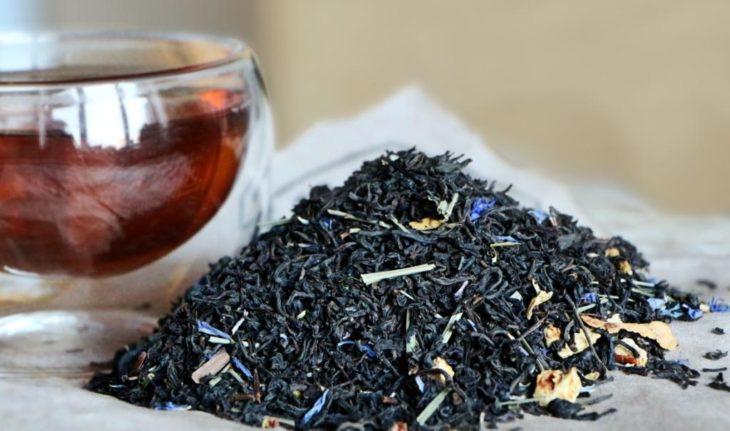 черный чай с бергамотом польза и вред