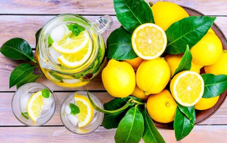 интересные факты о лимоне