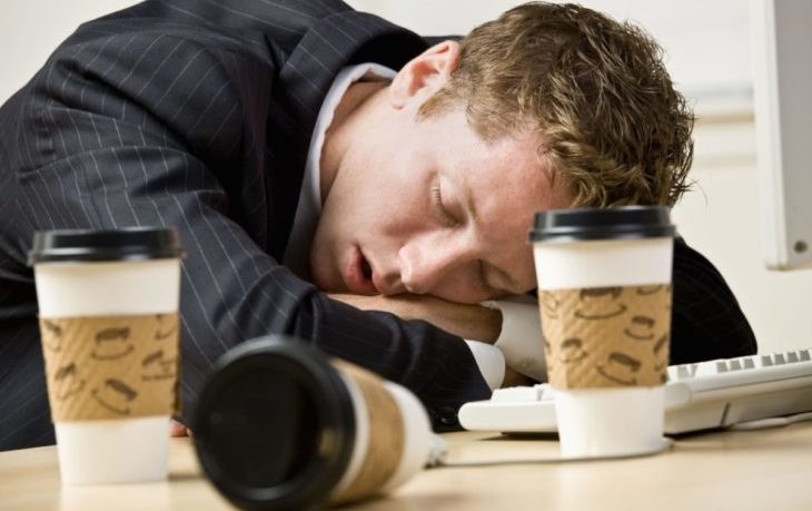 почему от кофе спать хочется