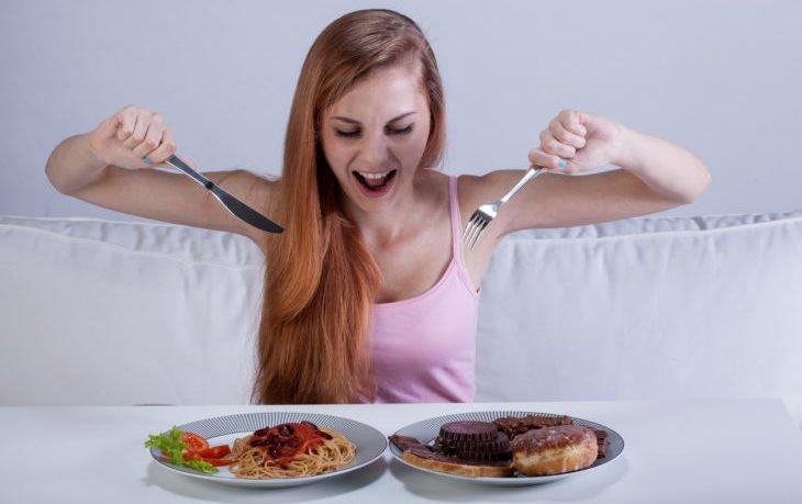 почему постоянно хочется есть