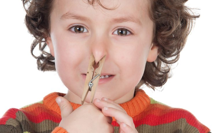 почему запах изо рта у ребенка