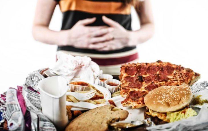 вредно ли много кушать