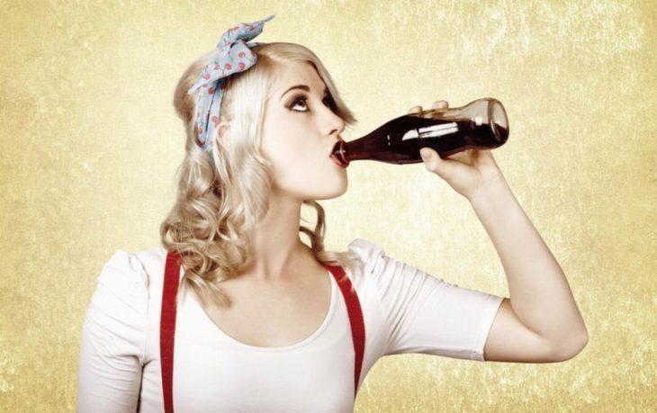 почему вредно пить газировку