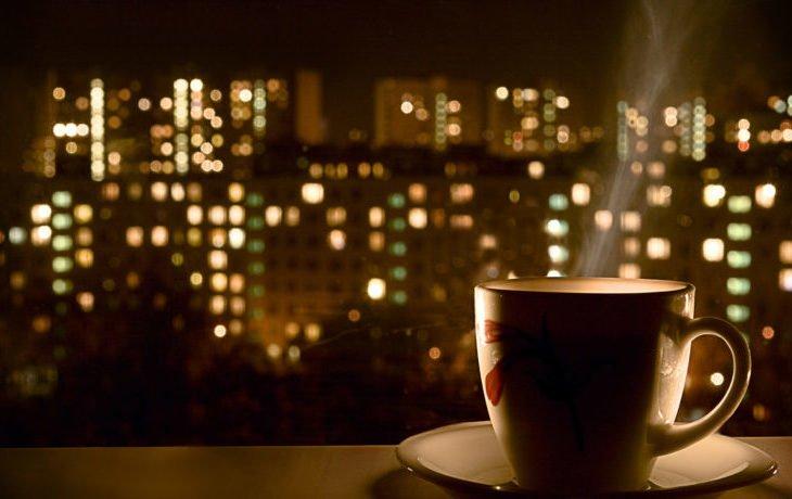 вредно ли пить кофе на ночь