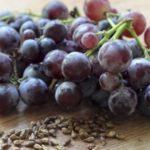 Вредно ли кушать виноград с косточками?
