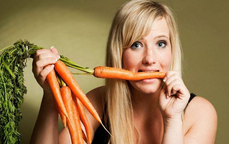 хочется моркови почему