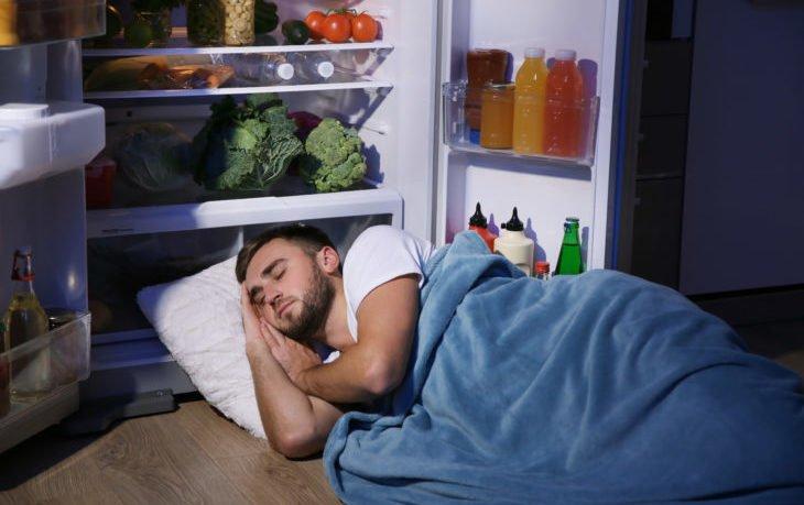 вредно ли кушать на ночь