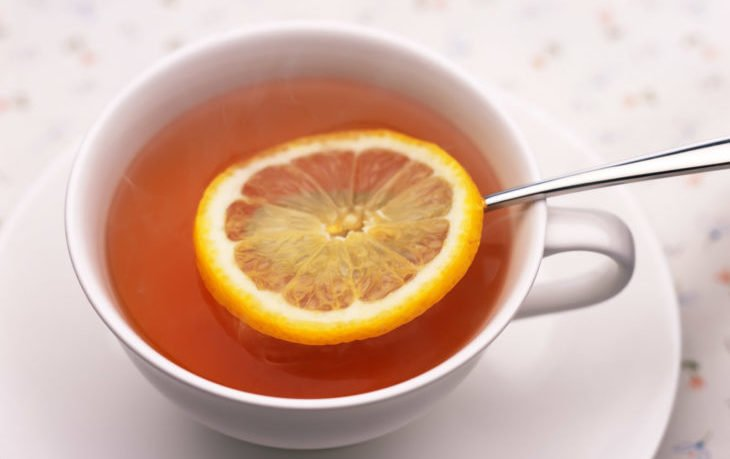 вредно ли пить чай с лимоном