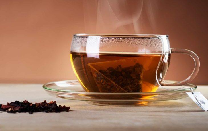 вредно ли пить горячий чай