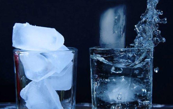 вредно ли пить холодную воду
