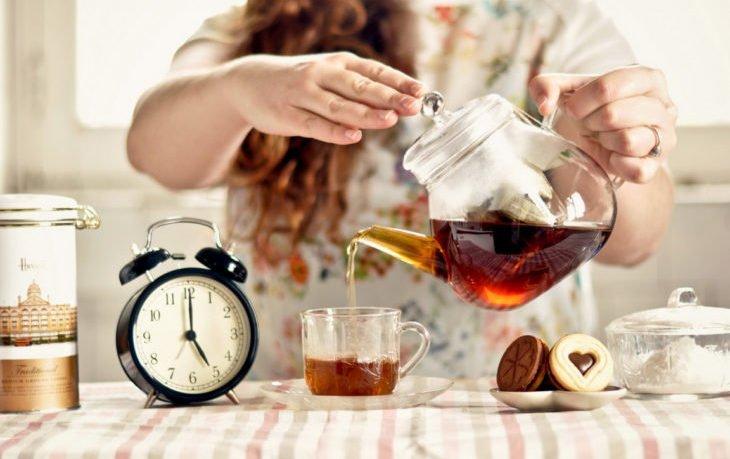 вредно ли пить много чая