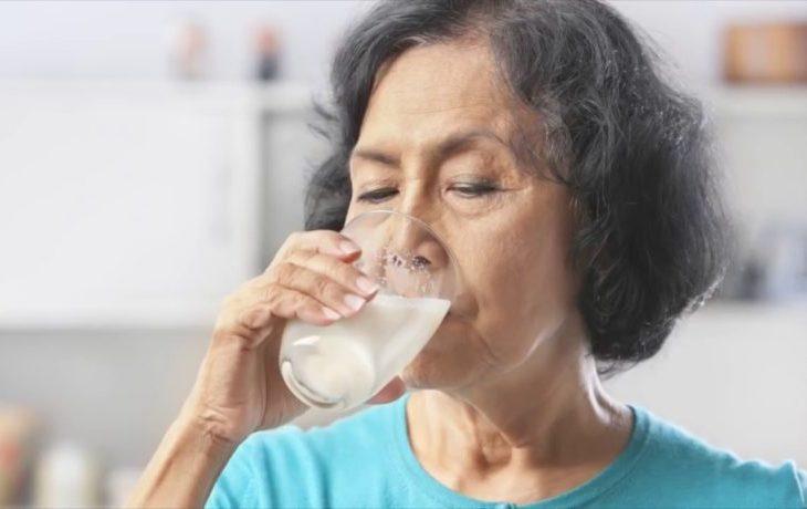 вредно ли пить молоко после 50 лет