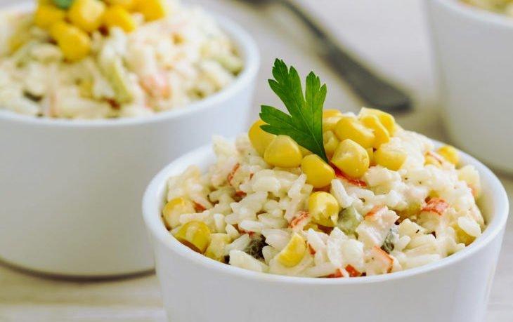 крабовый салат польза и вред