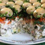 Салат «Грибная поляна»: простой рецепт, польза и вред