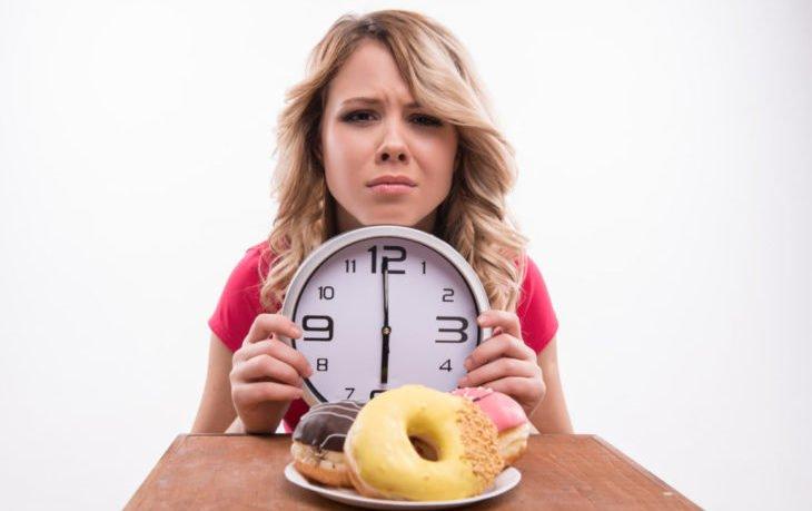 после 6 кушать вредно
