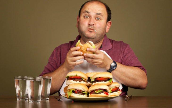 почему вредно много кушать