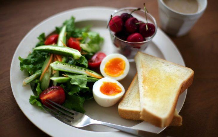 что полезно кушать на завтрак чтобы похудеть