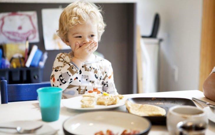 что полезно кушать на завтрак детям