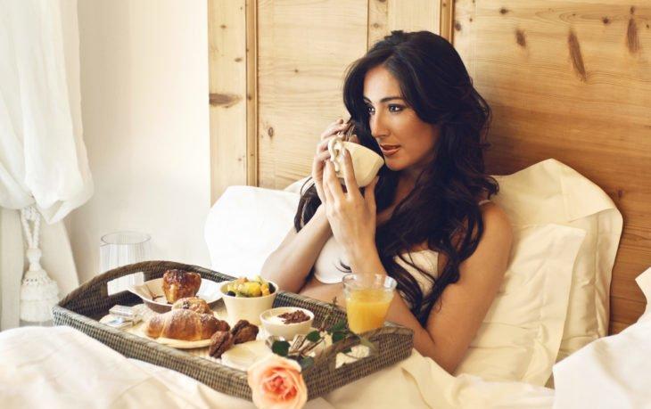 что полезно кушать на завтрак женщине