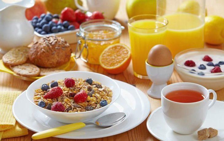 какие продукты полезно кушать на завтрак