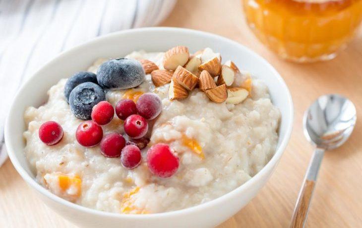 кашу полезно есть на завтрак