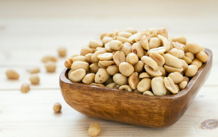насколько полезен арахис