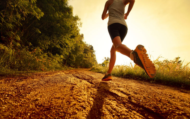насколько полезен бег