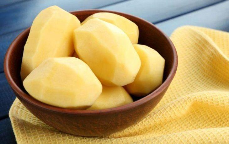 чем полезна сырая картошка