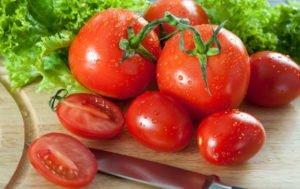 Полезно ли есть помидоры каждый день