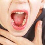 Что нельзя есть и пить при ангине у детей