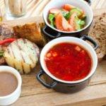Что полезно есть на обед: популярные варианты