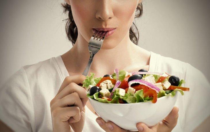 что полезнее есть на ужин женщине
