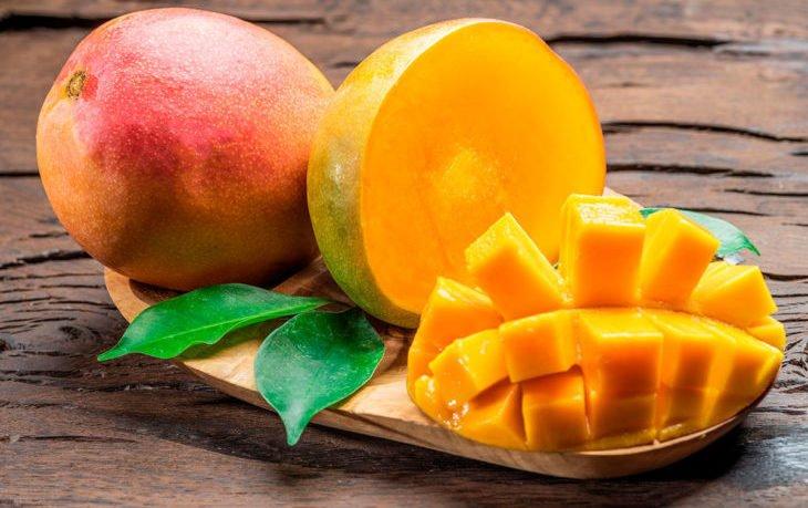 фрукт манго полезные свойства как есть
