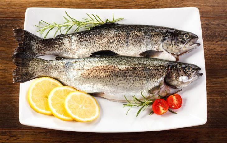можно ли есть рыбу при коронавирусе