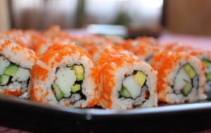 Можно ли есть суши при коронавирусе