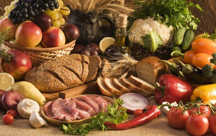 может ли коронавирус быть в продуктах питания