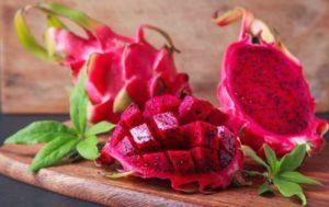 Фрукт красная питахайя: полезные свойства, противопоказания, как есть