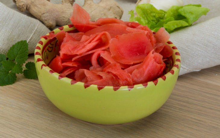 полезно ли есть маринованный имбирь
