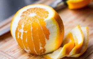Полезно ли есть кожуру апельсина