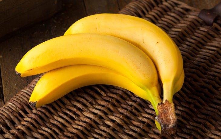 что есть в банане полезного