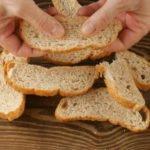 Полезно ли есть подсушенный хлеб