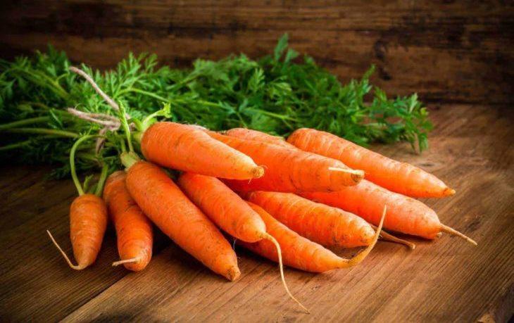 полезно ли есть сырую морковь