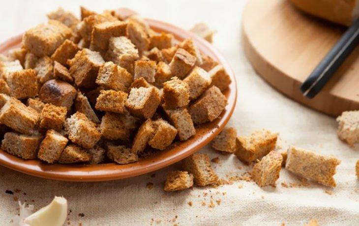 полезно ли есть сухари из хлеба