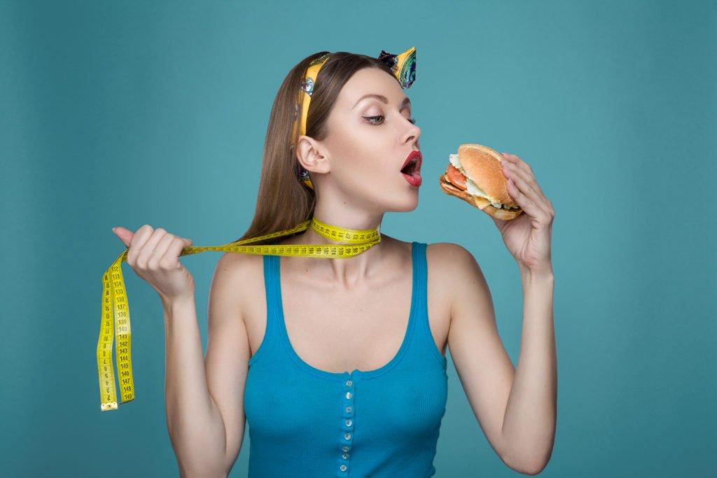 Что можно и нельзя есть женщине при диете для похудения